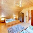 Zickerhutte-Bedroom